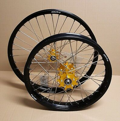 SM PRO SPEEDWAY Grasstrack wheel set - Brand New
