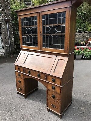 Britisher Antique Writing Desk Bureau