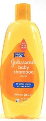 1 Johnsons Baby Shampoo As Gentle To Eyes As Water No More Tears Moms Trust 15oz