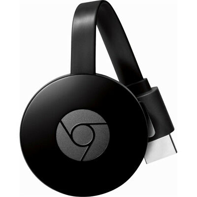 Google Chromecast 2nd Generation HDMI Media Streaming Player