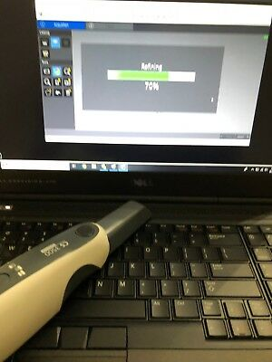 Carestream CS3500 COLOR IntraOral Scanner w/ Laptop/Software/Training