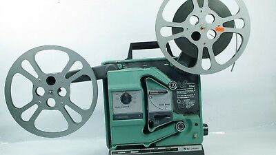 Bell&Howell model 1580 FilmoSound 16 mm Projector Tested Working