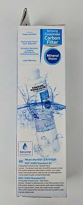Genuine Samsung Mineral Water Filter Refrigerator DA29-00020B Carbon Filter