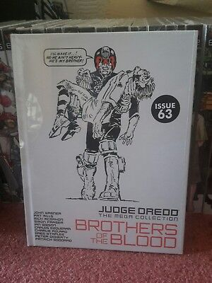 Judge Dredd Mega Collection - Issue 63 - Spine 53- Brothers of the Blood