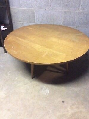 Paul McCobb Planner Group Winchendon Round Coffee Table