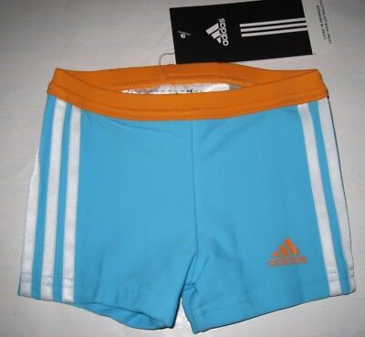 Sale New Baby Boys Adidas Swim Swimming Shorts 6-9m, 9-12m BNWT New Summer