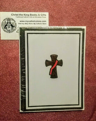Deacon Notecards-- Gold-Edged W/Cross & Deacon's Sash-- Pack Of 5 With Envelopes