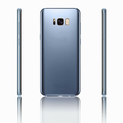 Samsung Galaxy S8 Plus Non Working Display Toy PC Dummy Model Fake Blue Phone