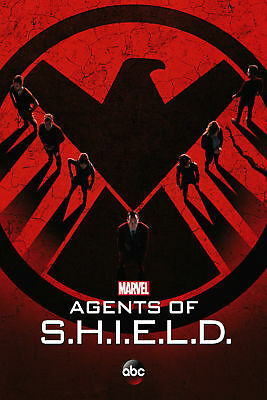 NEW Marvel's Agents of S.H.I.E.L.D. Season 2 (DVD, 2015) Shield Complete