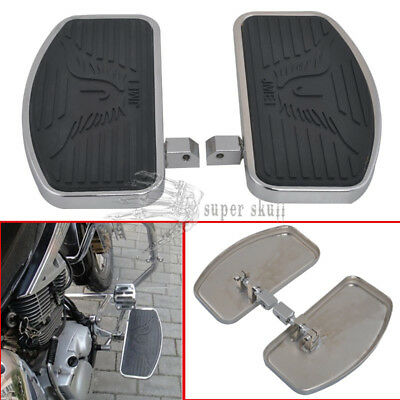Motorbike Passenger Floorboards for Honda Shadow ACE VT400 VT750C VT750C 97-03
