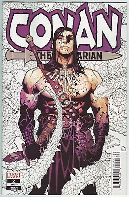 Conan the Barbarian #2 (Marvel, 2019) Chris Bachalo & Tim Townsend 1:25 Variant