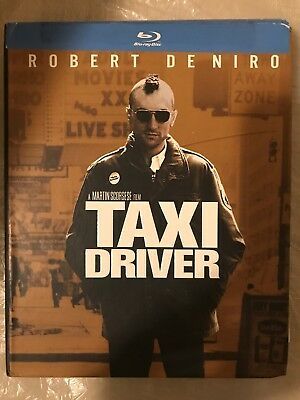 Taxi Driver Blu Ray Robert De Niro Martin Scorsese With Special Ed Lobby Cards
