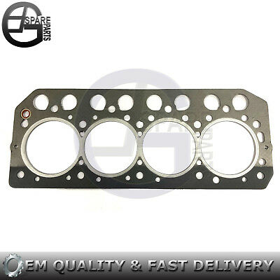 New Cylinder Head Gasket 31A01-33300 for Mitsubishi S4L S4L2 TC35 EB350 EB406