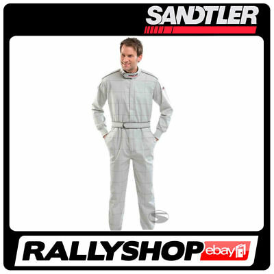 Sandtler Indoor Mechanics Suit size 60 XXL Grey CHEAP DELIVERY WORLDWIDE