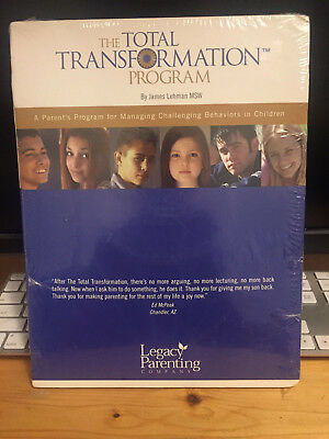 The Total Transformation Program: The Total Transformation Program by James Lehm