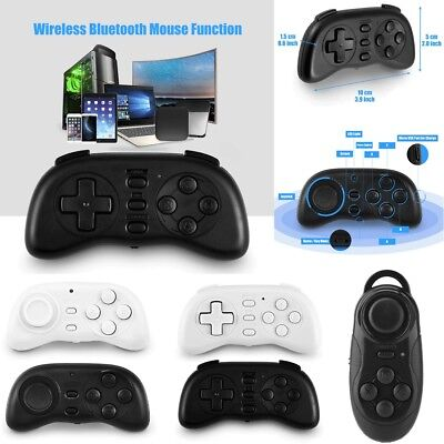 Smart Mini Wireless Bluetooth Game Controller Gamepad for iOS Android Windows PC