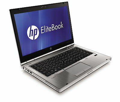 Laptop HP Elitebook 8560P i5/4 GB/15,6″/Windows 10