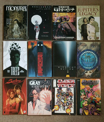 Sunstone Vol 1 2 3 4 Image Softcover Graphic Novel Comic Book Lot