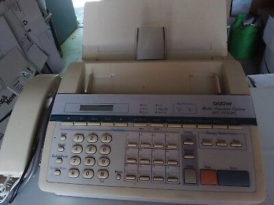 Fax Machine Brother MFC-1970MC and copier,scanner,answering machine.