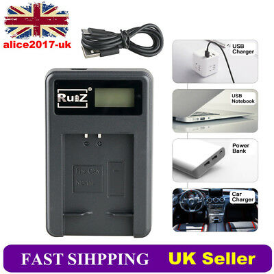 USB Battery Charger NB-11L For Canon IXUS 135 175 177 180 182 SX410 IS SX420 IS