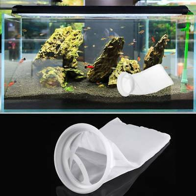 New Filter Sump Sock Micron Bag Weight Aquarium Filters Socks BagX1