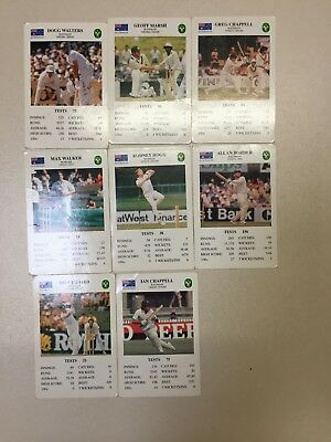 108 Vintage Trading Cards Cricket RARE