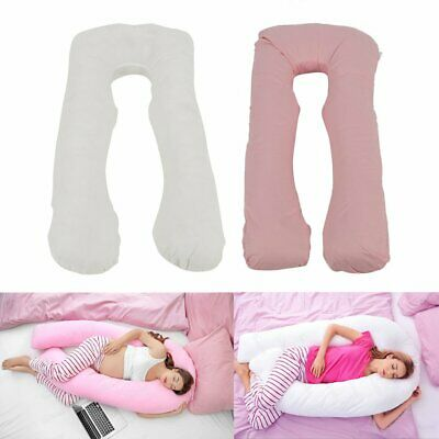 9ft U Pillow and/or Case- Total Body Comfort Ideal for Pregnancy & Maternity Use