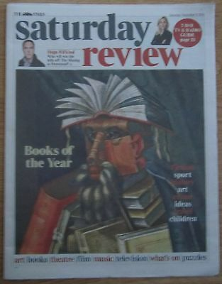 Books of the year – Times Saturday Review – 6 December 2014