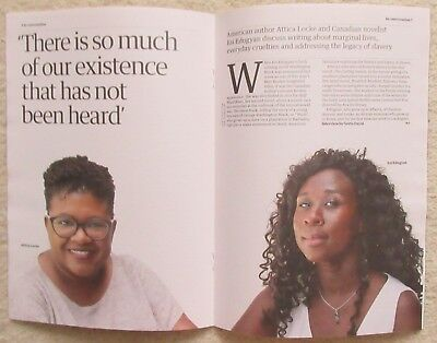 Aida Edemariam – Guardian Review – Issue 29 – 4 August 2018