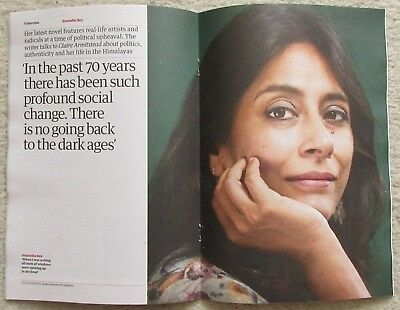 Anuradha Roy – Guardian Review – Issue 26 – 14 July 2018