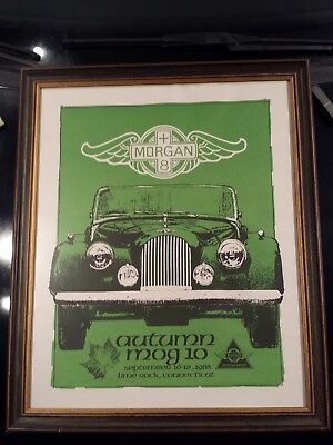 MORGAN CAR CLUB OF NEW YORK, IN Lime Rock Connecticut, in 1988 -