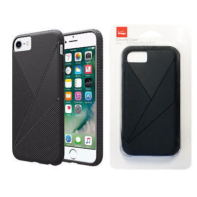 iPhone 6 6S 7 8 Verizon OEM Rugged Ultra Thin Soft Protective Cover Case Skin
