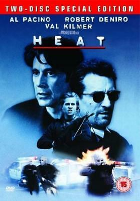 Heat DVD (1995) - Warner Home Video - Good - DVD