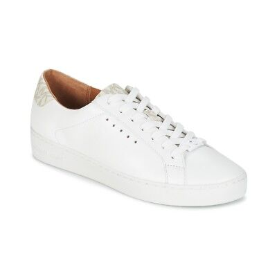 51361961f8 Sneakers Scarpe donna MICHAEL Michael Kors IRVING LACE UP Bianco Bianco.