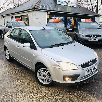 Ford Focus 1.6 TDCI AUTO Ghia 2006 LOW MILES - TRADE SALE BARGAIN!