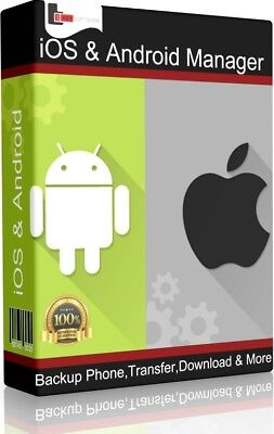Android & IPhone/IPod/IPad Manager | Transfer Video/Photos Backup SMS | PC & Mac