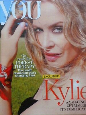 You Magazine Kylie Minogue, Olivier Vinall