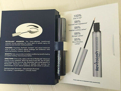 RevitaLash sample size Advanced Eyelash Conditioner Wimpernserum
