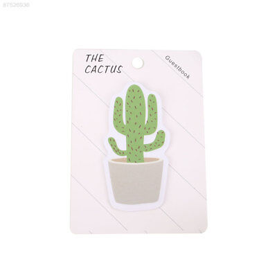 7C69 Lovely Accessories Scrapbooking Paster Diary Succulent 4 Pattern