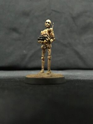 Knight Models Star wars 35mm Droid-C3P0 Painted