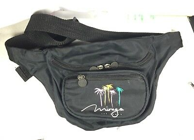 Fanny Pack Mirage Hotel Casino Bum Bag Festivals Las Vegas Vintage VTG Free Ship