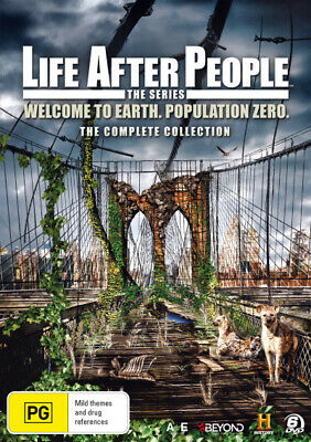 Life After People: The Series - The Complete Collection (H  - DVD - NEW Region 4