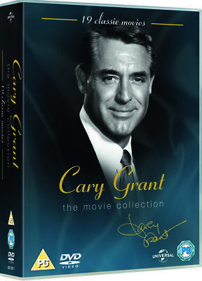 Cary Grant Collection (19 Films) DVD | New & Sealed