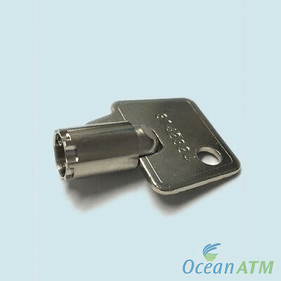 Hyosung Tranax ATM Top Door & Bezel Key - ONLY $5_ ALL Hyosung Machines
