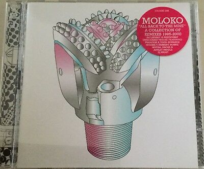 Moloko  All Back To The Mine 2 CD Roisin Murphy