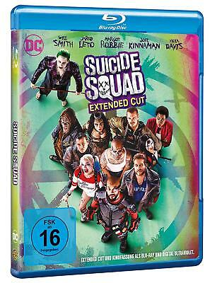 Suicide Squad inkl. Extended Cut
