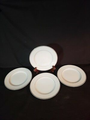 "Imperial China Dalton (4) 7 3/4"" Plates 318 Sincerity Japan"