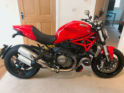 Ducati Monster 1200 (2016) - ***NO RESERVE***