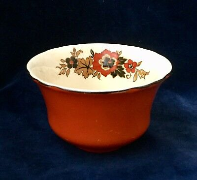 Early 20th Century Wedgwood & Co Porcelain Sugar Bowl Richelieu Pattern