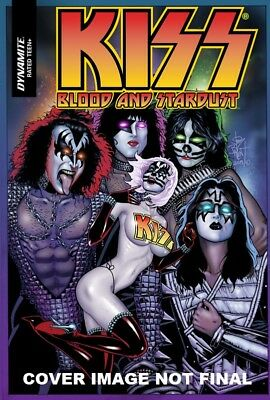 Kiss Blood And Stardust #5 Jim Balent Jetpack/fp Exclusive Variant Preorder